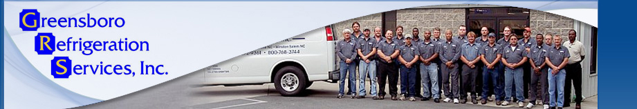 Greensboro Refrigeration Services - Charlotte, Greensboro &amp; Winston-Salem commercial refrigeration services!